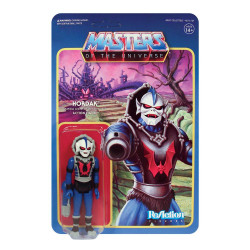 HORDAK MASTERS OF THE UNIVERSE WAVE 5 FIGURINE REACTION 10 CM