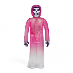 MISFITS FIGURINE REACTION THE FIEND WALK AMONG US (PINK) 10 CM