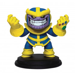 THANOS MARVEL COMICS MINI STATUETTE ANIMATED SERIES 10 CM