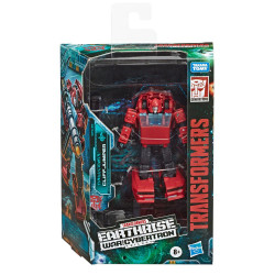 CLIFFJUMPER TRANSFORMERS GENERATIONS WAR FOR CYBERTRON: EARTHRISE DELUXE 2020 WAVE 1 ACTION FIGURE