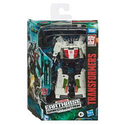 WHEELJACK TRANSFORMERS GENERATIONS WAR FOR CYBERTRON: EARTHRISE DELUXE 2020 WAVE 1 ACTION FIGURE