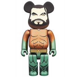 AQUAMAN MOVIE BEARBRICK 27 CM