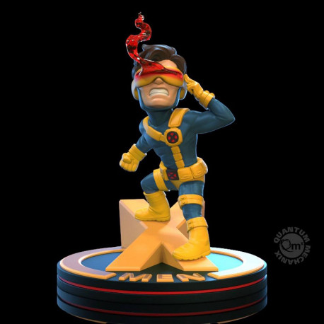 CYCLOPS X-MEN MARVEL DIORAMA Q-FIG 10 CM