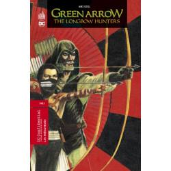 GREEN ARROW-THE LONGBOW HUNTER - GREEN ARROW - THE LONGBOW HUNTERS - TOME 0