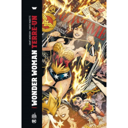 WONDER WOMAN TERRE UN - TOME 2