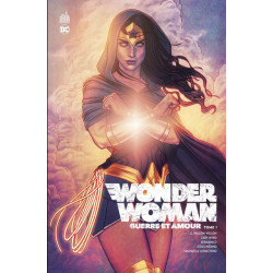 WONDER WOMAN GUERRE & AMOUR - TOME 1