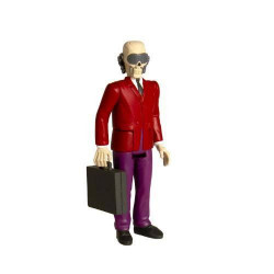 MEGADETH FIGURINE REACTION VIC RATTLEHEAD 10 CM