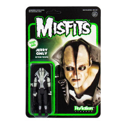 JERRY ONLY GLOW IN THE DARK MISFITS FIGURINE REACTION 10 CM