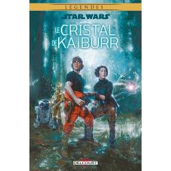 STAR WARS - LE CRISTAL DE KAIBURR - ONE-SHOT - STAR WARS : LE CRISTAL DE KAIBURR