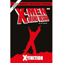 X-MEN GRAND DESIGN T03 : X-TINCTION