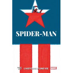 SPIDER-MAN: L'HISTOIRE D'UNE VIE - VARIANT 2000