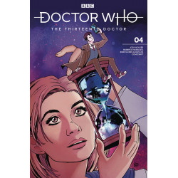 DOCTOR WHO 13TH SEASON TWO 4 CVR A ANWAR
