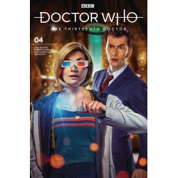 DOCTOR WHO 13TH SEASON TWO 4 CVR B PHOTO