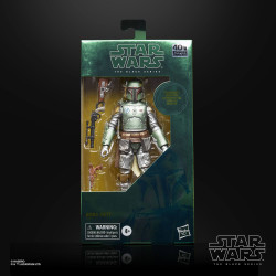 BOBA FETT CARBONIZED STAR WARS BLACK SERIES 6INCH ACTION FIGURE