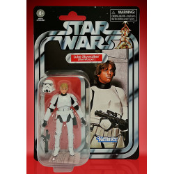 LUKE SKYWALKER TROOPER STAR WARS EP4 VINTAGE 3.75 10 CM ACTION FIGURE