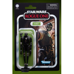 KS2O STAR WARS ROGUE ONE VINTAGE 3.75 10 CM ACTION FIGURE