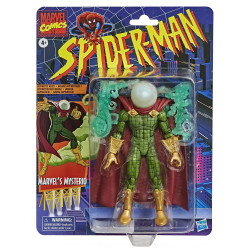 MYSTERIO MARVEL RETRO 6INCH COLLECTION SPIDER-MAN ACTION FIGURE