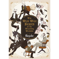 THE WIZE WIZE BEASTS OF THE WIZARDING WISDOMS