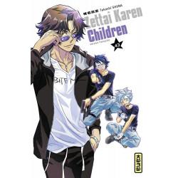 ZETTAI KAREN CHILDREN - TOME 43