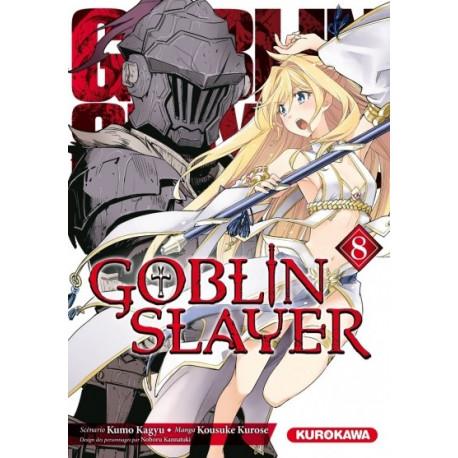 GOBLIN SLAYER - TOME 8 - VOL08