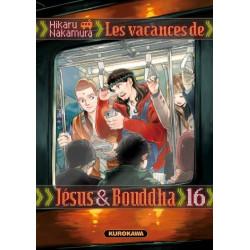 LES VACANCES DE JESUS & BOUDDHA - TOME 16 - VOL16