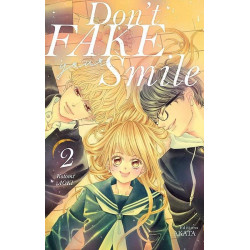 DON'T FAKE YOUR SMILE - TOME 2 - VOL02