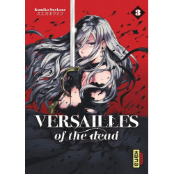 VERSAILLES OF THE DEAD - TOME 3