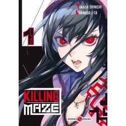 KILLING MAZE - PACK SERIE - 2 VOL.OFFERTS