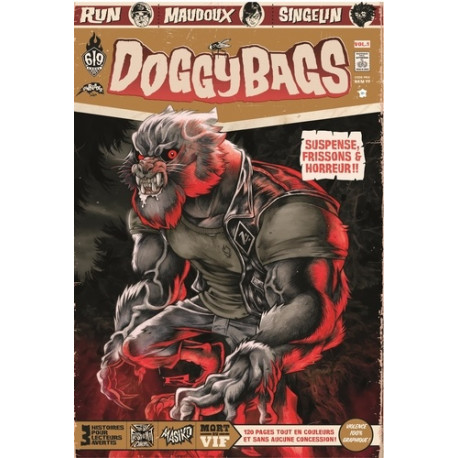DOGGYBAGS T01 EDITION SPECIALE-15 ANS
