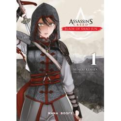 ASSASSIN'S CREED : BLADE OF SHAO JUN - TOME 1 - VOL01