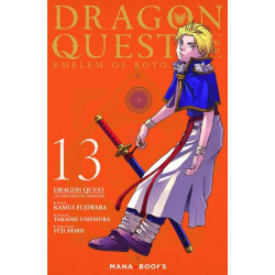 MANGA/DRAGON QUEST - DRAGON QUEST - LES HERITIERS DE L'EMBLEME T13 - VOL13