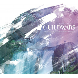 COMPLETE ART OF GUILD WARS ARENANET 20TH ANNIVERSARY EDITION