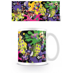 SPLATOON 2 MUG SPLAT ATTACK