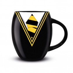 HARRY POTTER MUG OVAL HUFFLEPUFF UNIFORM