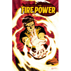 FIRE POWER BY KIRKMAN SAMNEE 1