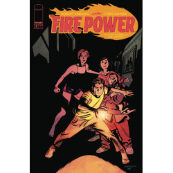 FIRE POWER BY KIRKMAN SAMNEE 2