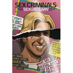 SEX CRIMINALS SEXUAL GARY SPECIAL 1