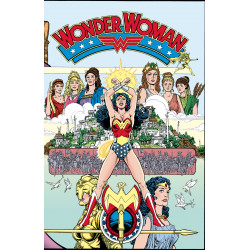 WONDER WOMAN 1 FACSIMILE EDITION 1987