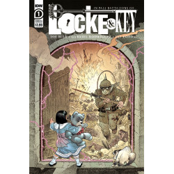 LOCKE KEY IN PALE BATTALIONS GO 1 CVR A RODRIGUEZ