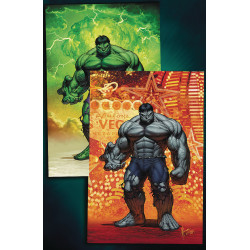 IMMORTAL HULK 20 CVR A B SET KEOWN