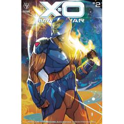 X-O MANOWAR 2020 2 CVR A WARD
