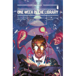 ONE WEEK IN THE LIBRARY GN