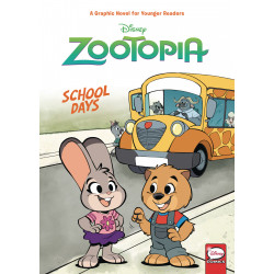 DISNEY ZOOTOPIA SCHOOL DAYS YA HC VOL 1