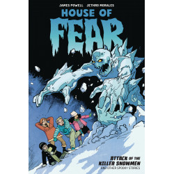 HOUSE OF FEAR TP ATTACK OF KILLER SNOWMEN OTHER STORIES