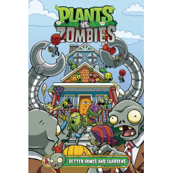 PLANTS VS ZOMBIES HC 1 BETTER HOMES GUARDENS