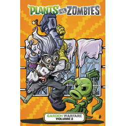PLANTS VS ZOMBIES HC GARDEN WARFARE VOL 2