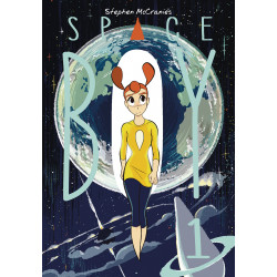 STEPHEN MCCRANIES SPACE BOY TP VOL 1