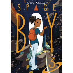 STEPHEN MCCRANIES SPACE BOY TP VOL 3