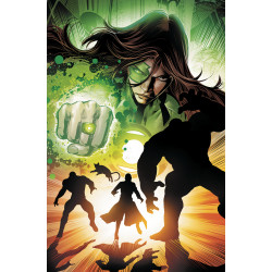 JUSTICE LEAGUE ODYSSEY TP VOL 3 FINAL FRONTIER