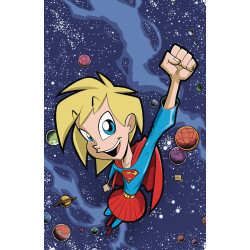 SUPERGIRL COSMIC ADVENTURES IN THE 8TH GRADE NEW ED